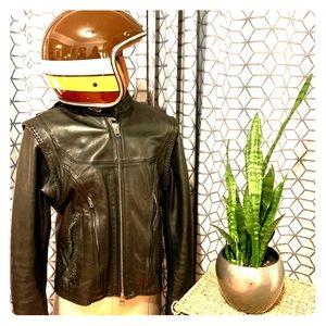 Women's Willie G Harley Davidson leather jacket